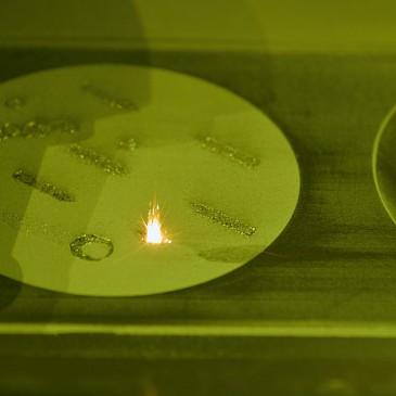 Laserové sintrování
